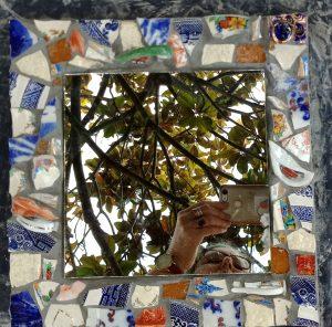 Mosaics - mirror